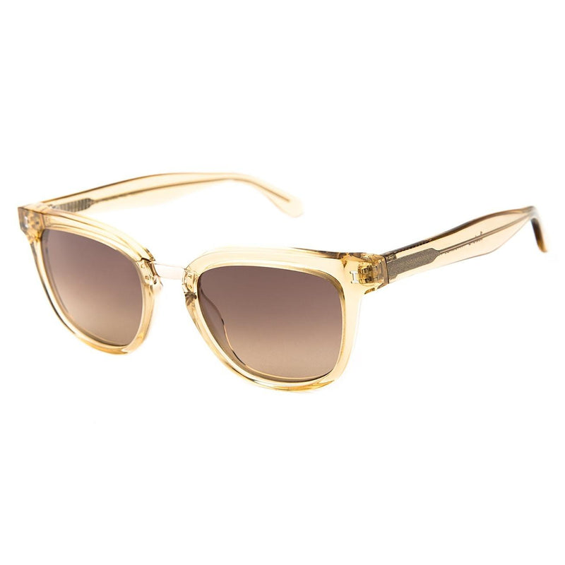 Bobby Citrine/Gold with Brown Gradient Lenses