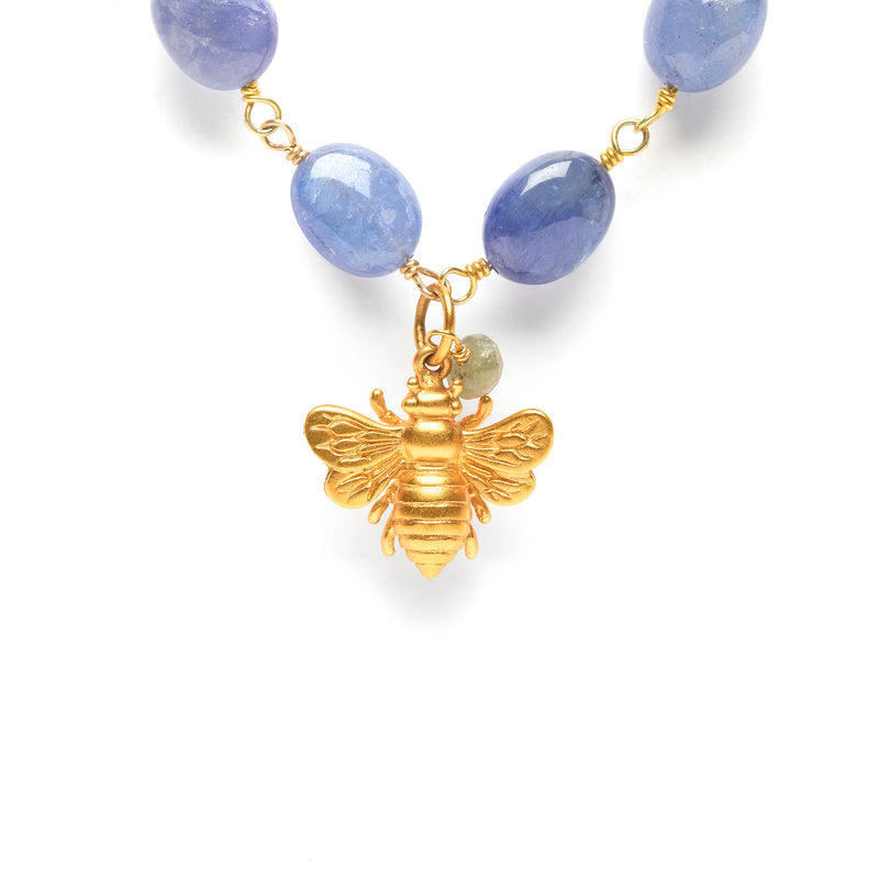 """Bee Tranquil"" Necklace"