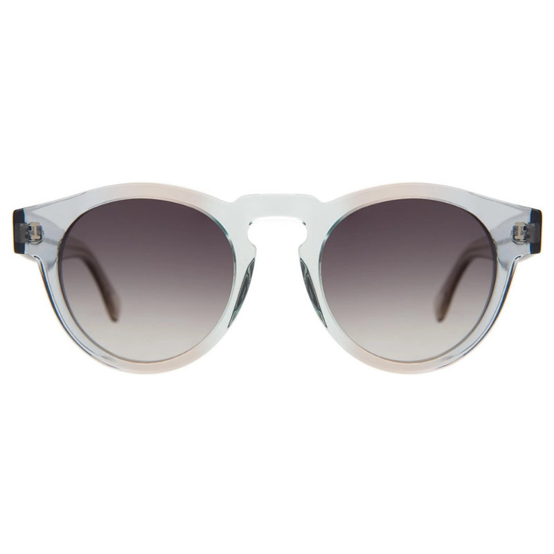 Leonard II Smoke w/ Grey Gradient Lenses