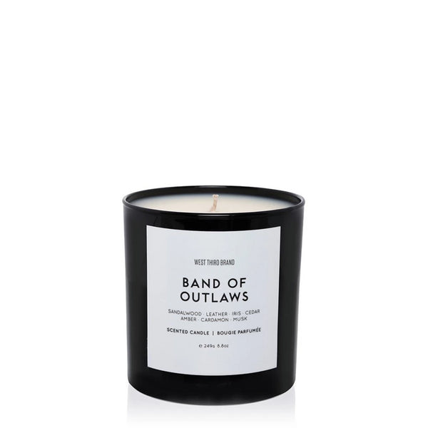 Band of Outlaws Scented Candle