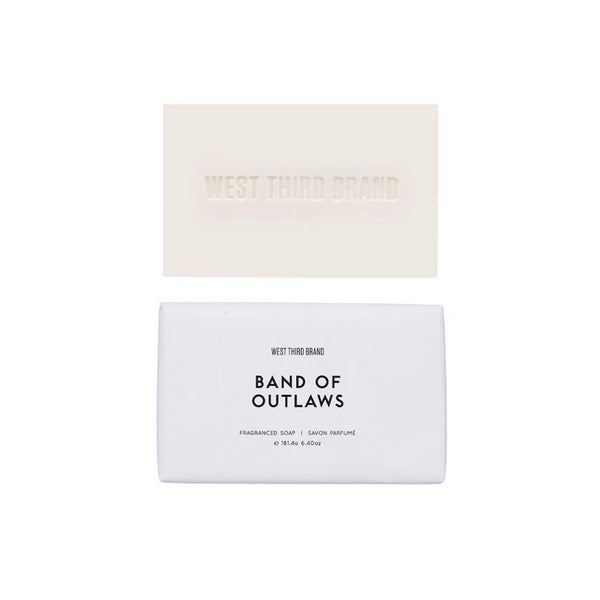 Band of Outlaws Bar Soap