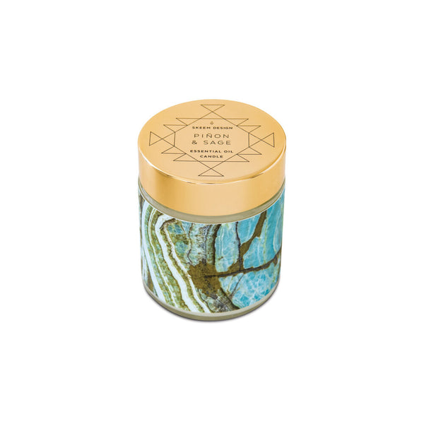 Sedona Candle- Green Pinon and Sage