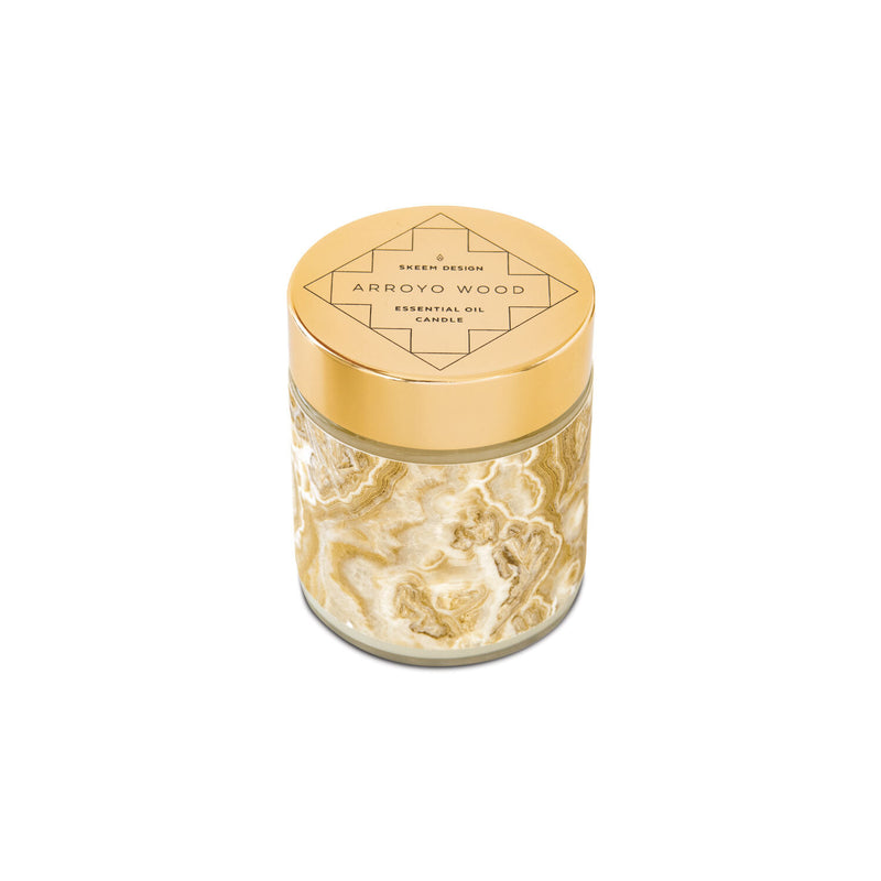 Sedona Candle- Arroyo Wood