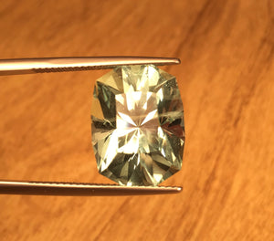 Cushion Cut Aquamarine