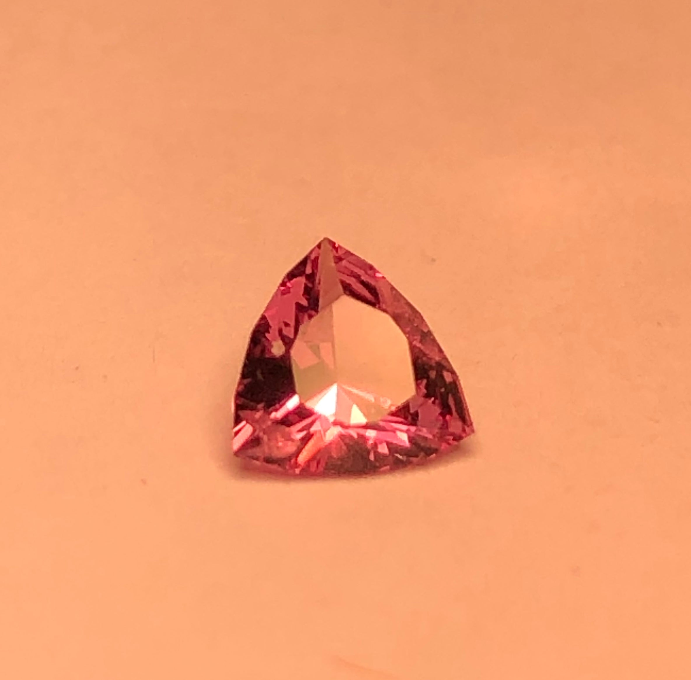 Spinel Brilliant Triangle
