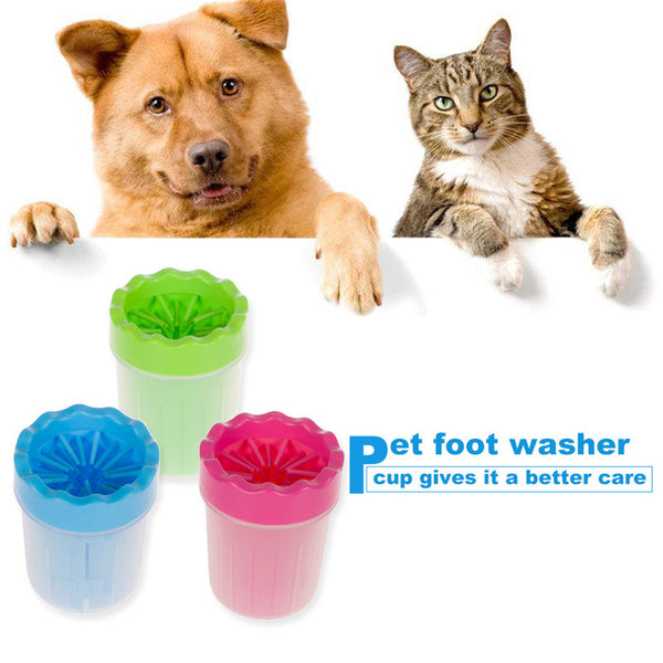 MUDDY PAWS WASHER CUP