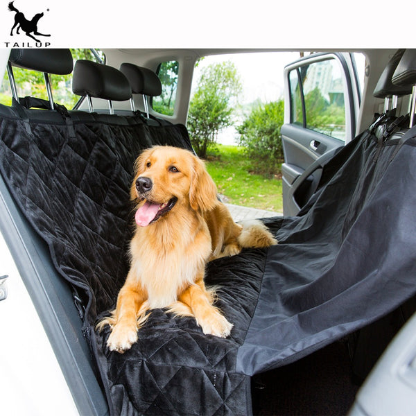 HEAVY-DUTY WATERPROOF SEAT COVER