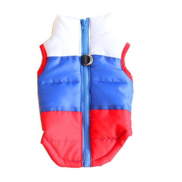 CUTE ZIPPER VEST