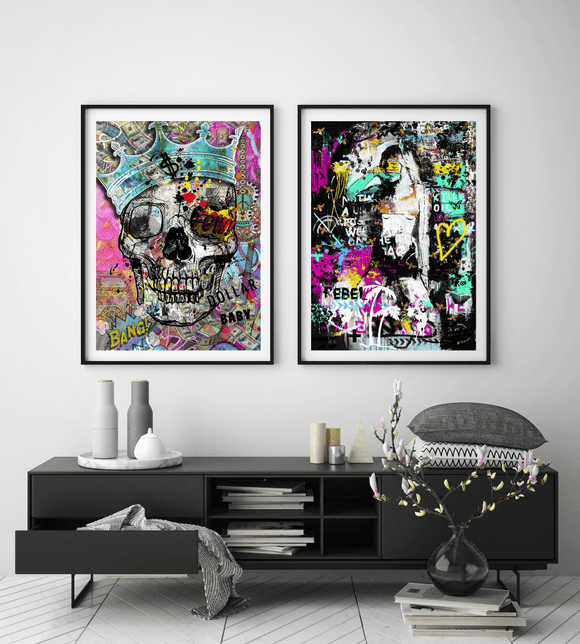 POP Art - Graffiti and Street Art Collection