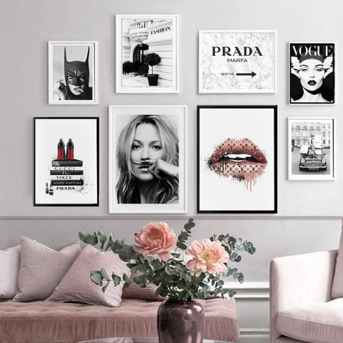Fashion Art Prints and Posters