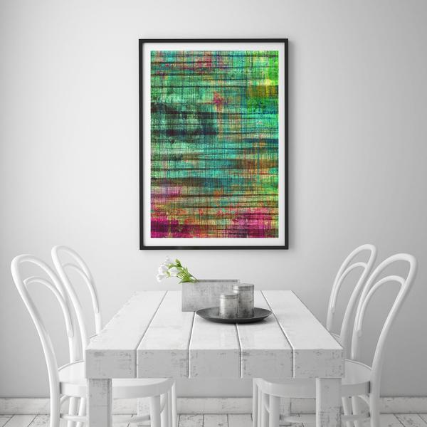 Abstract 17 Art Print - Rock Salt Prints Ltd