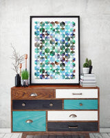 Abstract 2 Art Print - Rock Salt Prints Ltd