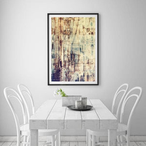 Abstract 9 Art Print - Rock Salt Prints Ltd