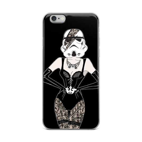 Rogue One Star Wars Rebel iPhone Case - Rock Salt Prints Ltd