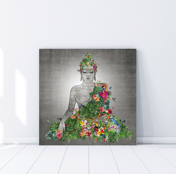 Tropical Buddha - Rock Salt Prints Ltd