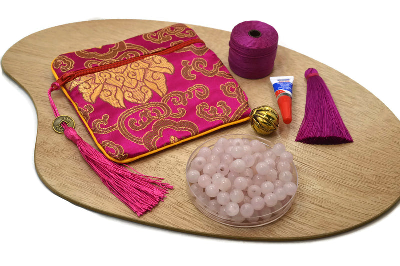 The Meaning Behind the Mala Kit Stones