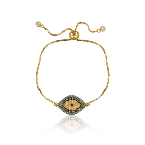 Third Eye Adjustable Bracelet