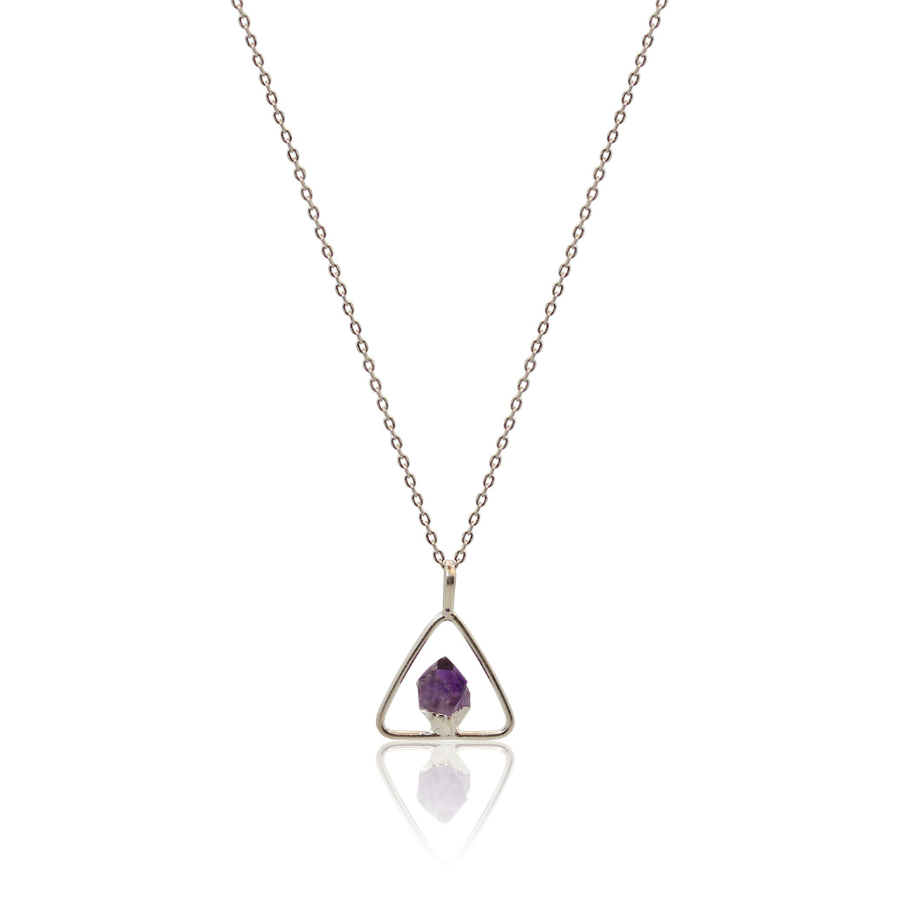 Amethyst Power Necklace