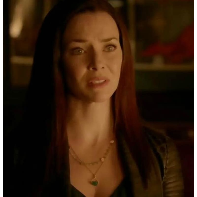 As Seen On The Vampire Diaries - Lily Necklace