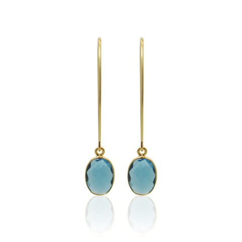 Beachwalker Earrings - Gold