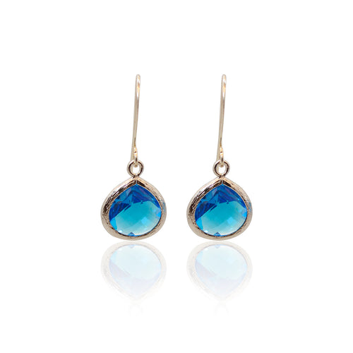 Capri Mini Drop Earrings