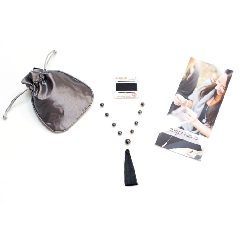 Diy Mala Kit - Labradorite - Magic & Intuition - As Seen In Dayspa Magazine Instore Mala Kit