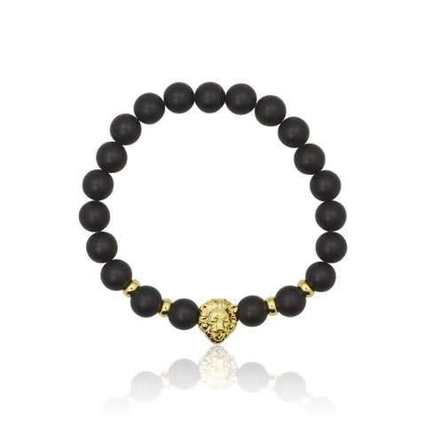 Bee Adjustable Bracelet - Gold