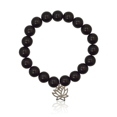 Third Eye Mini  Adjustable Bracelet - Gunmetal