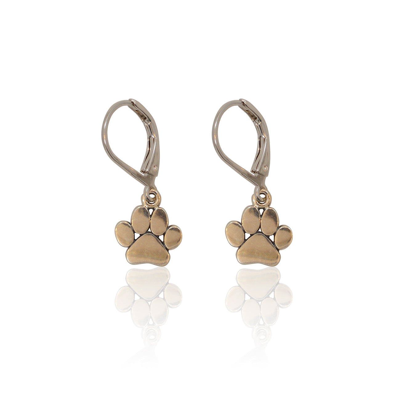 Paw Earrings - Mini