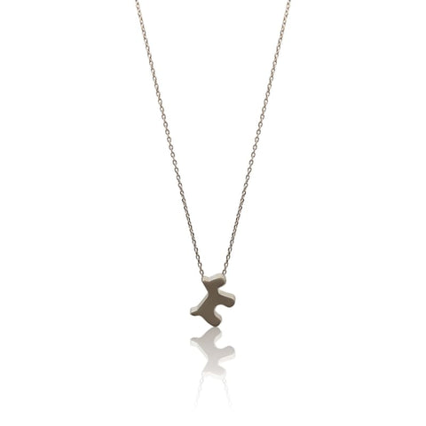 Bone MINI Necklace - Gold
