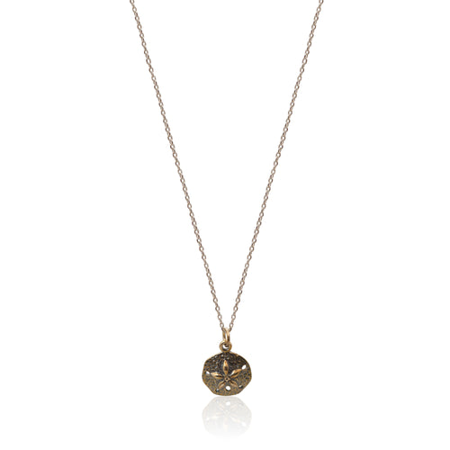 Sand-Dollar Necklace