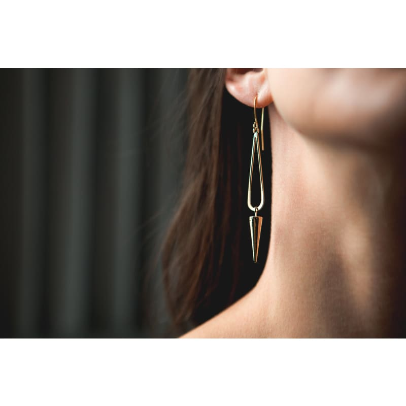 Stiletto - Zen Earrings