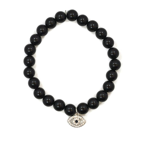 Third Eye Medallion - Medium Gunmetal