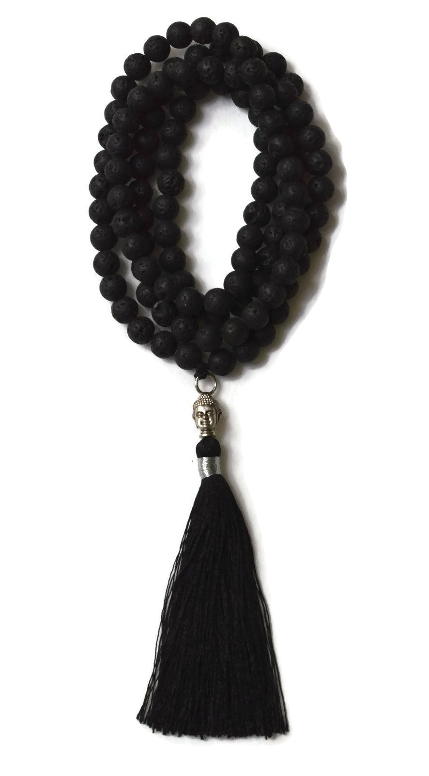 Lava Rock Prayer Mala - DIY Kit