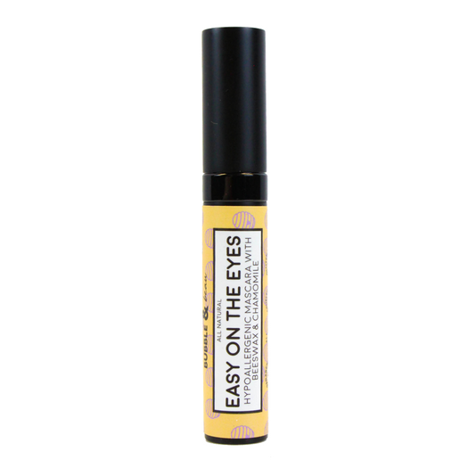 organic mascara - All Natural Cruelty Free Vegan Mascara - Volumizing and lengthening  Eyelashes With Non Toxic Formula ( Black)