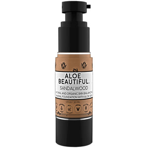 Aloe Beautiful Organic Foundation