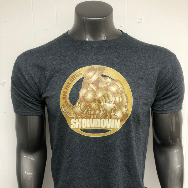 Official SHOWDOWN Shirt for 2019.