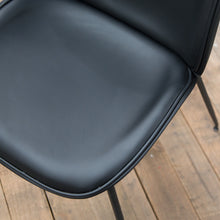 TILGA 01 Padded Dining Chair - Shadow