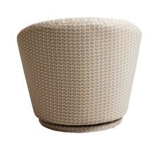 ELSA Accent Chair Swivel Base Gold
