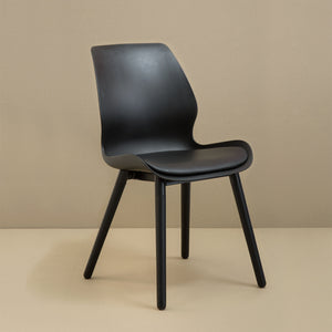 SLOAN Dining Chair - Timber Legs