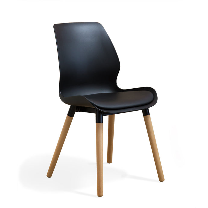 SLOAN Chair - Timber Legs