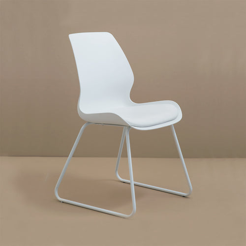 SLOAN Dining Chair - Metal Sled Base