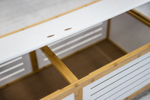 VEGA Storage Chest Bench Seat