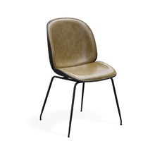 TILGA 01 Padded Dining Chair - Green