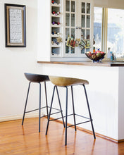 ZEIL Lowback Kitchen Bar Stool