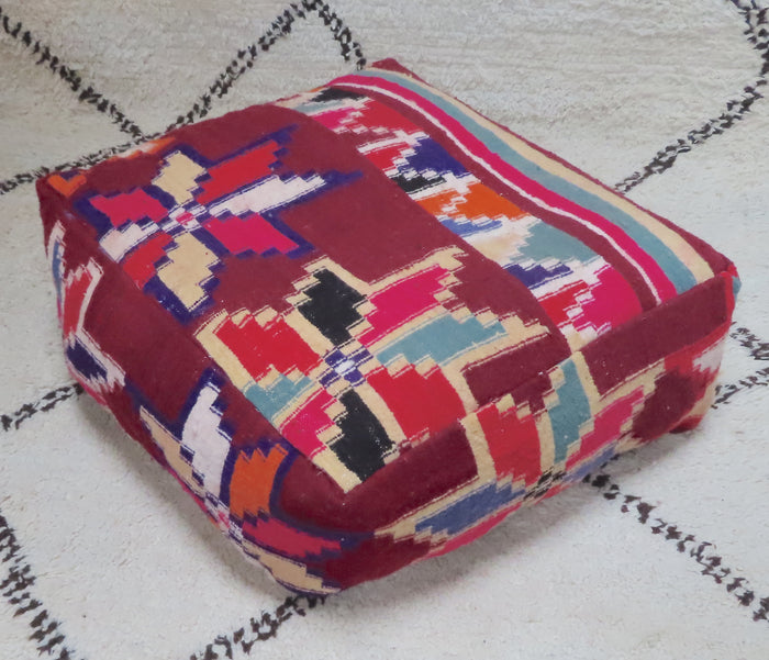 Vintage Moroccan Floor Cushion 004