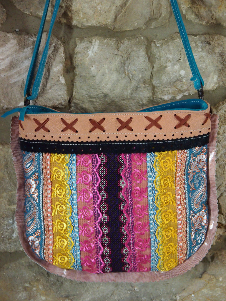 Moroccan Hobo Shoulder Bag #1