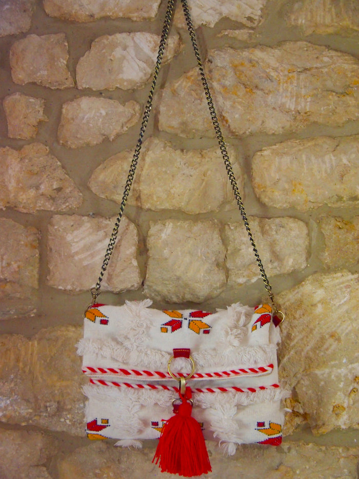Moroccan Berber  shoulder bag