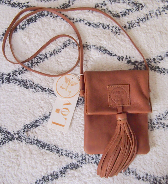 Virginie Darling - Micro Bag -Natural