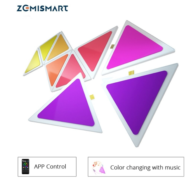 Zemismart LED Smart Light Panels